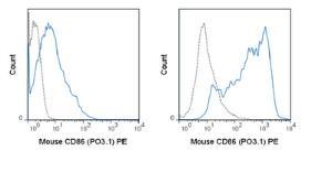 Anti-CD86 Rat monoclonal antibody PE (Phycoerythrin) [clone: PO3.1]