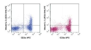Anti-IL2 Rat monoclonal antibody PE (Phycoerythrin) [clone: JES6-5H4]
