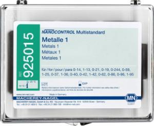 Standard solution NANOCONTROL multistandard metal1