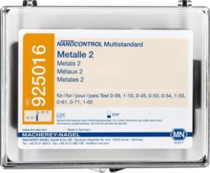 Standard solution NANOCONTROL multistandard metal2