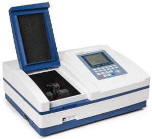 UV/Visible spectrophotometer, UV-6300PC