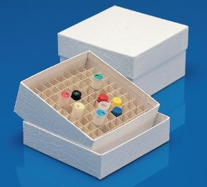 Cryoboxes for upright/chest freezers
