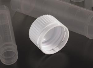 Caps for sample tubes, tamper evident