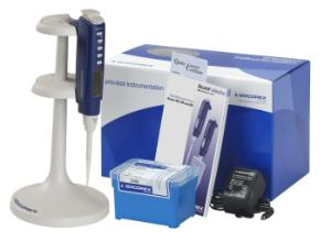 Single channel macro pipettes, electronic, variable volume, Acura® electro 936