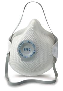 Disposable particle filtering respirators, FFP1/FFP2/FFP3, Classic series