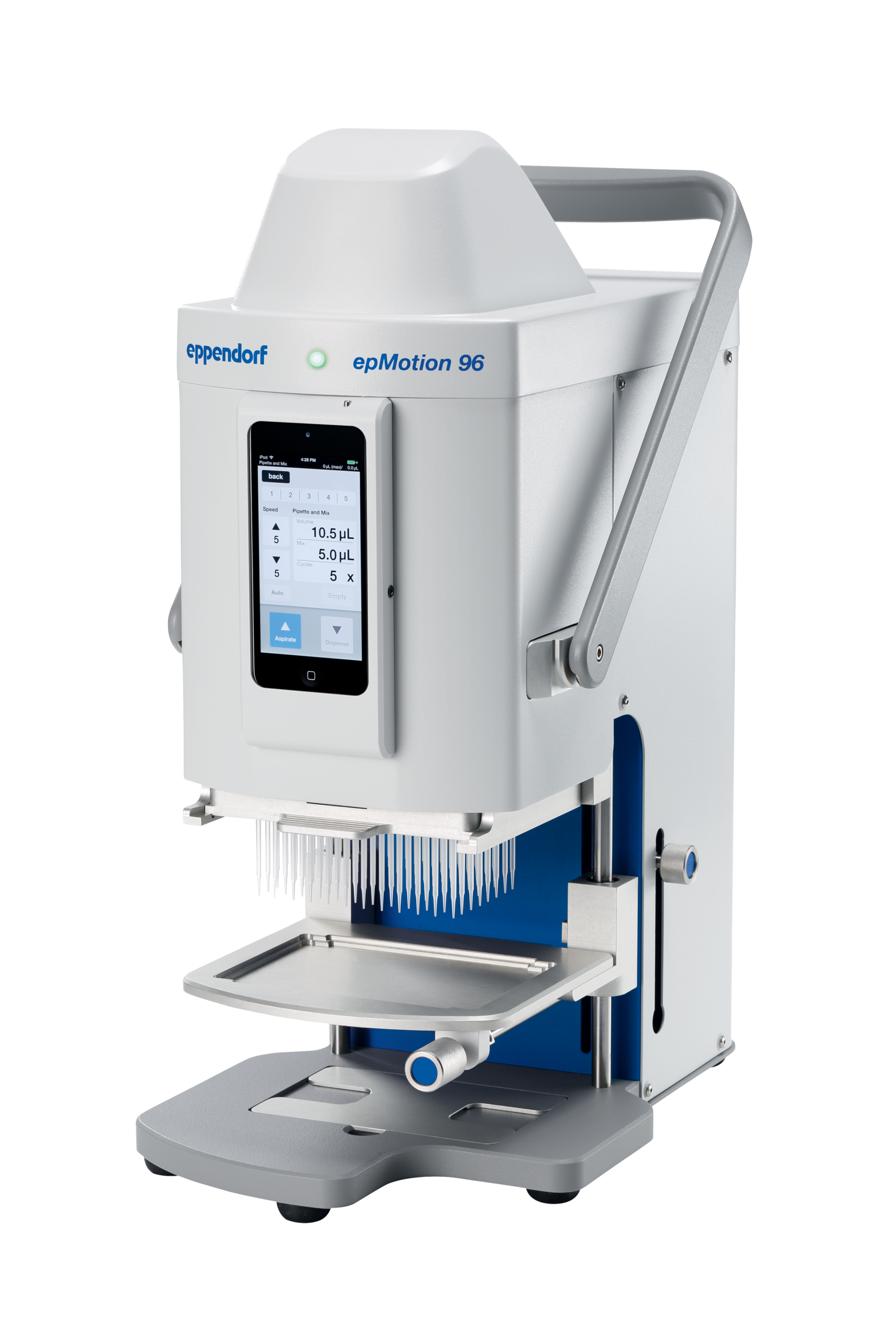 Appareil Magnétique Anti Humidité semi-automated pipetting system, epmotion® 96   vwr